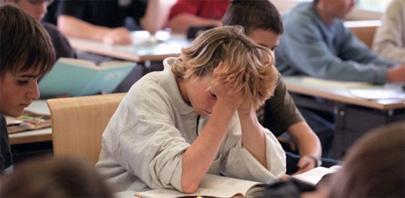 Los alumnos catalanes con peores notas estarán separados