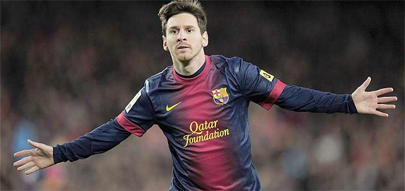 La vida de Messi será llevada al cine