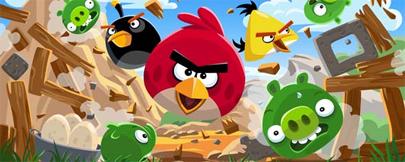Angry Birds dará el salto al cine