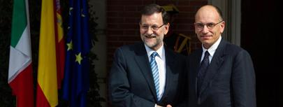España e Italia, unidos contra el desempleo juvenil