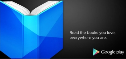 Google Play Books en tu libro electrónico