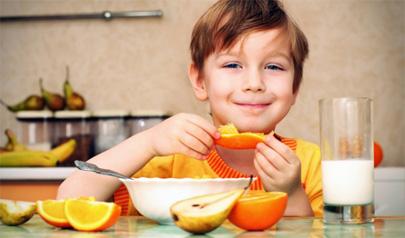 El 10% de los niños no desayuna