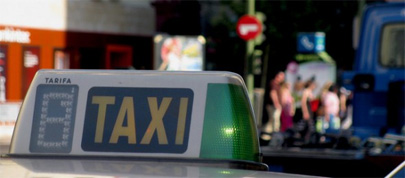 Pide un taxi con la app 'Hailo'