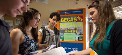 Ayudas de emergencia para los alumnos de universidades andaluzas