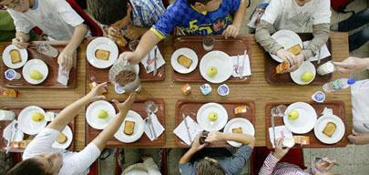 Denuncian ante la ONU malnutrición infantil en España