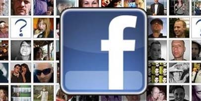 Un mural online confeccionado con millones de fotos de perfil de Facebook