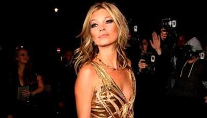 Kate Moss la modelo diseñadora