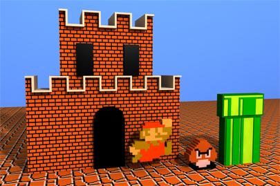 Los 'jugones' actuales no pasan del primer nivel en Super Mario Bros