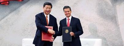 América latina seduce a China