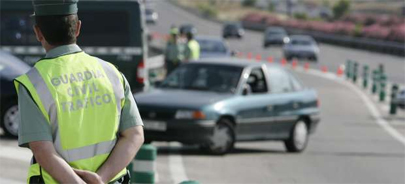 Multas de hasta mil euros por conducir bebido