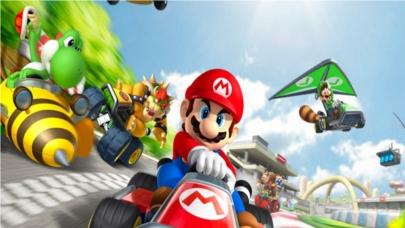 Salvó a su abuela y hermano gracias a su experiencia con 'Mario Kart'