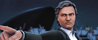Mourinho, protagonista de una serie animada