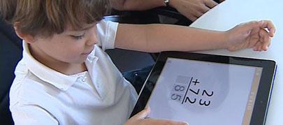 Tabletas en el aula, ¿cómo afectan a tu salud visual?