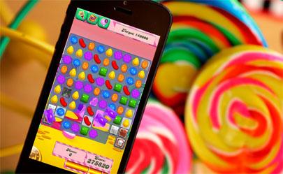 Primeros casos de adicción a 'Candy Crush'