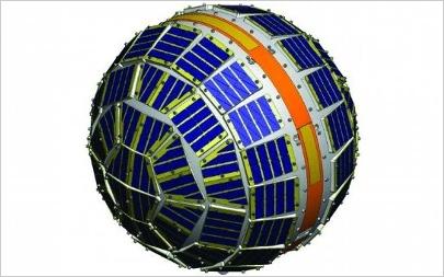 Estudiantes crean una 'Estrella de la Muerte' para la NASA