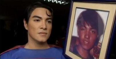 Este joven filipino se ha gastado 5.300 euros para parecerse a Superman