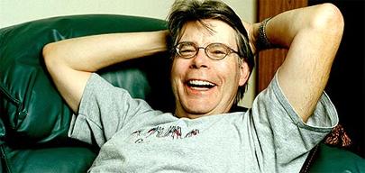 Stephen King califica a 'Crepúsculo' como porno para adolescentes