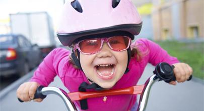 Casco obligatorio para los ciclistas menores de edad