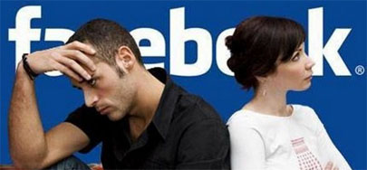 Cuantos menos amigos comunes en Facebook, ¿mejor para la pareja?