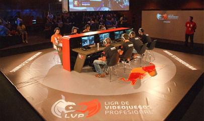 8.000 jugadores en la Liga de Videojuegos Profesional