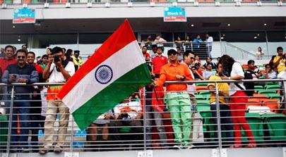 Previo GP India 2013