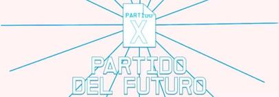 El partido X recurre al crowdfunding para financiar su presentación
