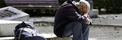 Concentración en 40 ciudades españolas contra la pobreza