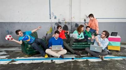 Cuatro jóvenes españoles se cuelan en Silicon Valley con su startup