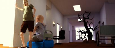Un padre crea un videojuego que aborda el cáncer infantil