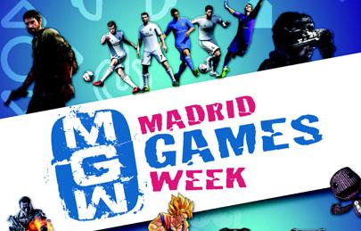 Abre sus puertas la primera edición de Madrid Games Week