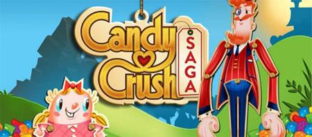 'Candy Crush' supera los 500 millones de descargas
