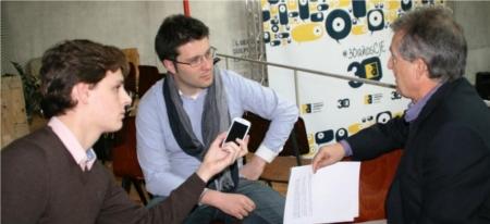 Entrevista a Ricardo Ibarra, presidente del Consejo de la Juventud