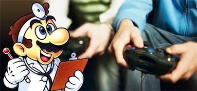 Los videojuegos adictivos aumentan la materia gris