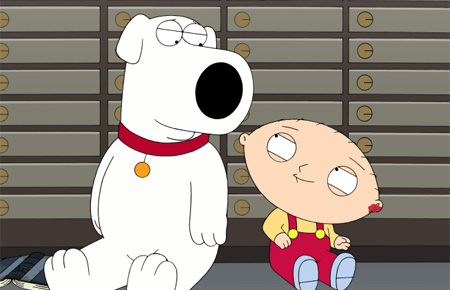 Muere Brian, el perro de 'Padre de familia'