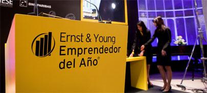 Se busca candidato al Premio Emprendedor del Año Ernst&Young