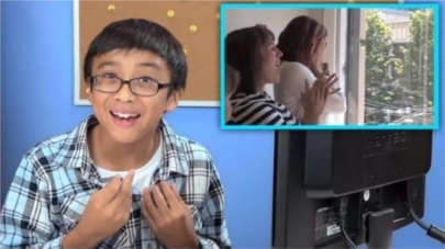 ¿Cómo reaccionan los niños viendo propuestas de matrimonio gay?