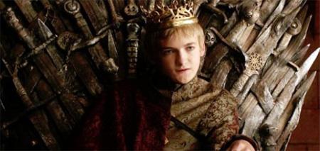 Joffrey abandonará la corona