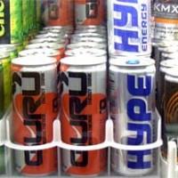 Cuidado con las bebidas energéticas