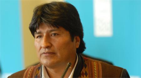 Evo Morales, en contra de prohibir el trabajo de los menores