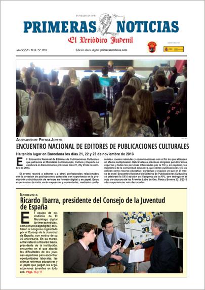 Primeras Noticias 1293