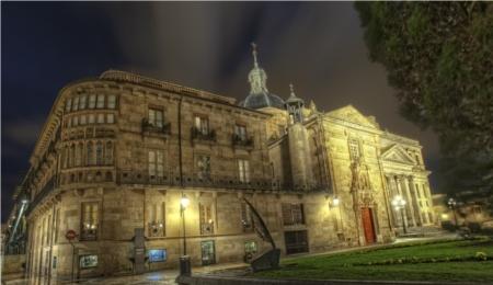 30.000 jóvenes celebran la Nochevieja Universitaria de Salamanca