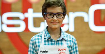 Mario Palacios, ganador de 'Master Chef Junior'