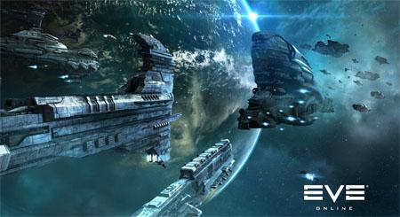 El impago de una factura desata una batalla épica en 'EVE Online'