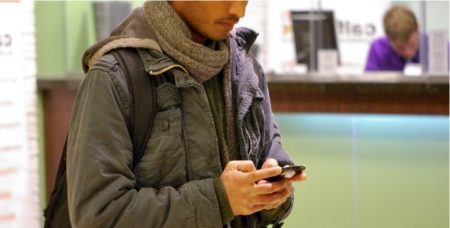 El móvil es el dispositivo más usado para conectarse a Internet