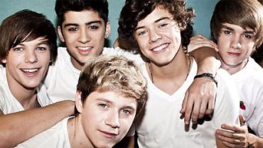 One Direction, la banda más popular de 2013