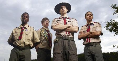 Los Boy Scouts de EEUU admitirán a jóvenes homosexuales