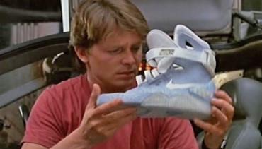 Las zapatillas de Marty McFly, próximamente a la venta