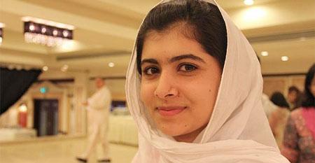 Malala dona 50.000 dólares para reconstruir escuelas en Gaza