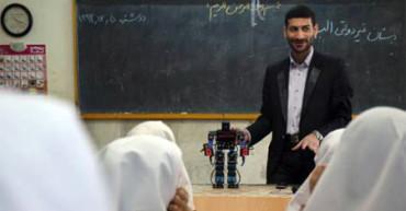 Un robot para enseñar a los niños a rezar