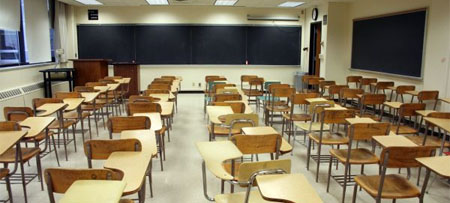 La emotiva despedida de un profesor que se jubila que se ha vuelto viral